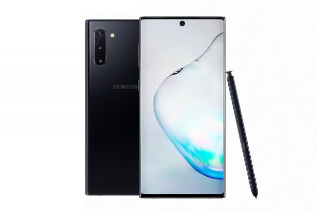 Good response to Galaxy Note 10 pre-orders