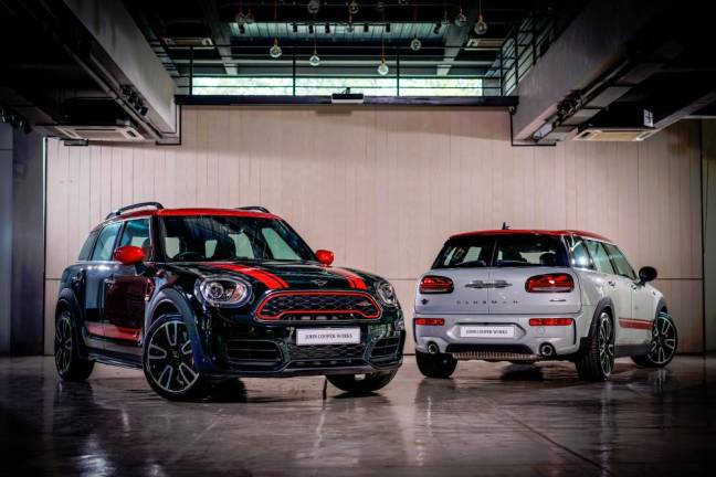MINI Malaysia introduced new Clubman, JCW Countryman 306HP, JCW Clubman 306HP