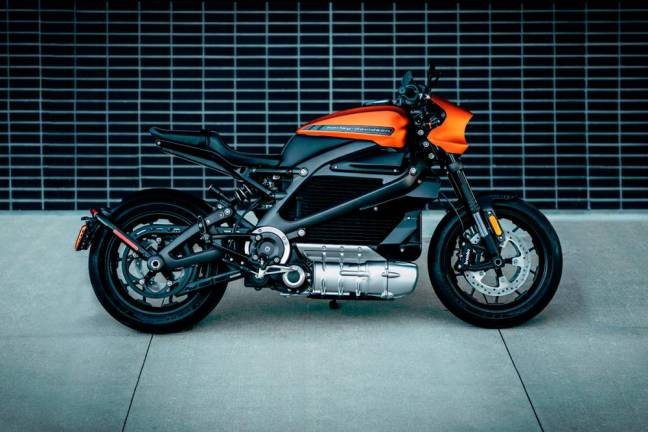 Harley-Davidson's first electric motorcycle finally goes on sale