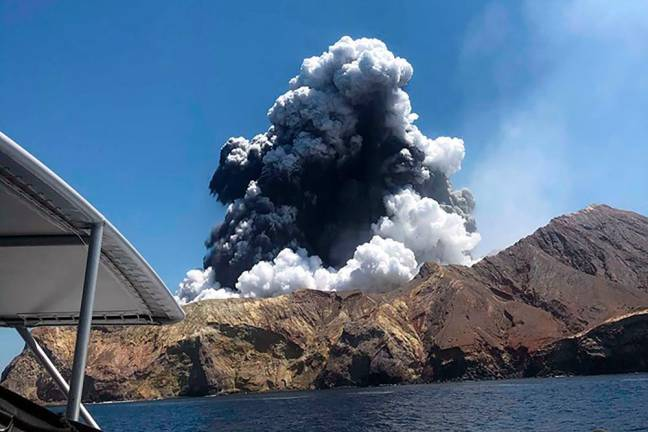 NZ volcanic eruption: Only one Malaysian involved