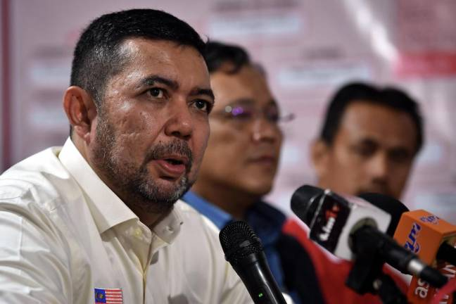 Bersatu Perlis leadership crisis solved: Secretary-General