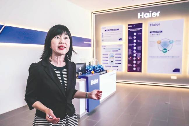 Support for Haier products