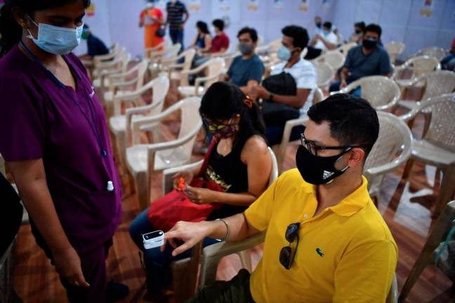 India's young fight the pandemic with apps and oxygen