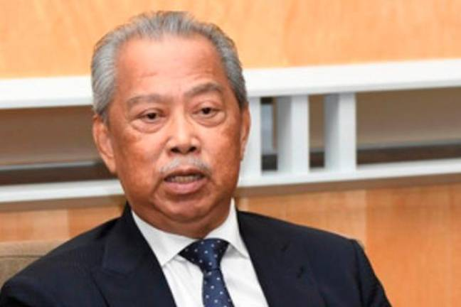 PM announces RM250b stimulus package