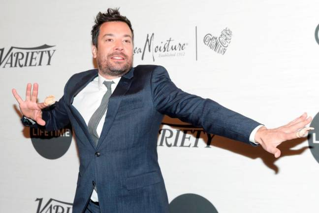 Jimmy Fallon returns to new TV normal