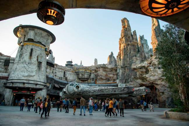 This year's best in theme park experiences