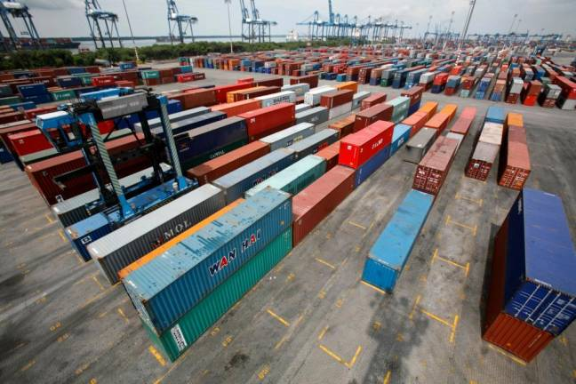 Malaysia's exports up 3.1% in July, trade surplus at record high