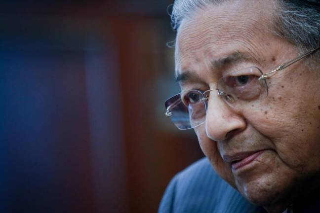 Mahathir, other PH leaders express condolences over Semenyih rep's death