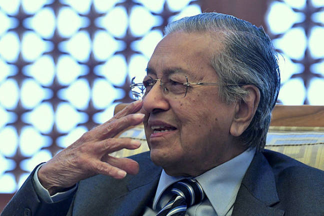 Tun M: Anwar as special functions minister? I'll keep my thoughts to myself