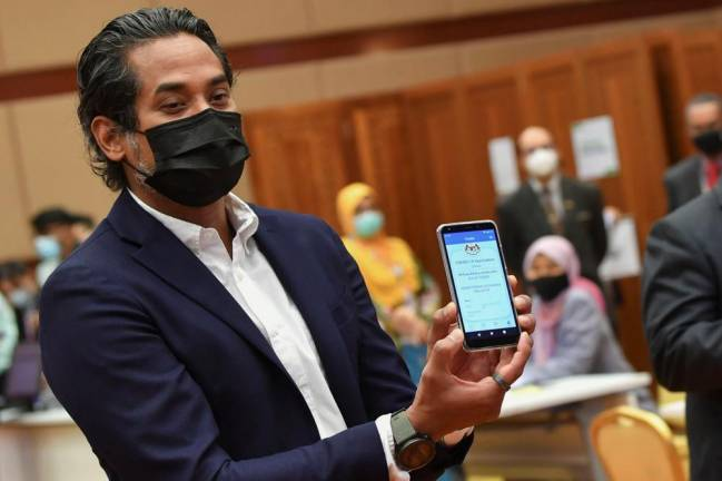 COVID Immunisation Programme might be completed by year end-Khairy