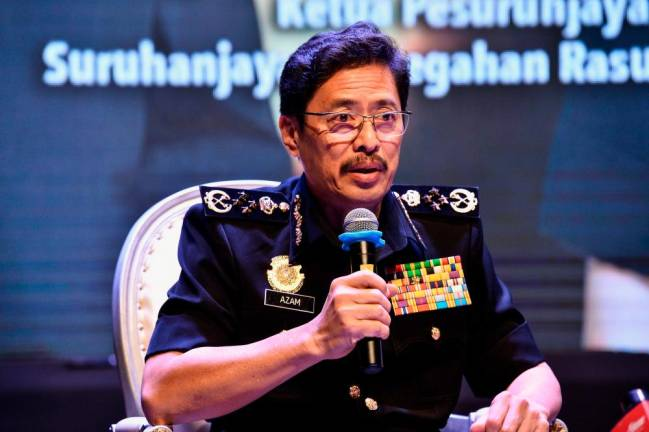MACC will only investigate party-hoppers if money is involved