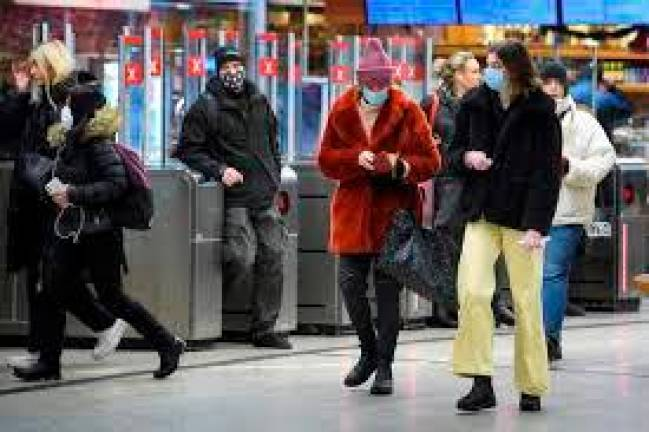 Sweden heading into third wave of pandemic, Covid czar warns