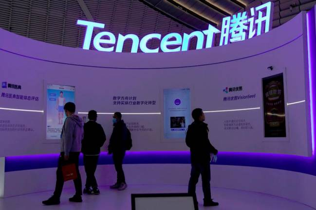 Prosus nets US$14.6b from sale of Tencent stake
