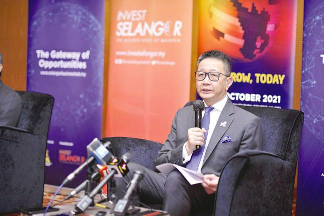 SIBS 2021 to return with hybrid edition, bringing Selangor as premier investment destination