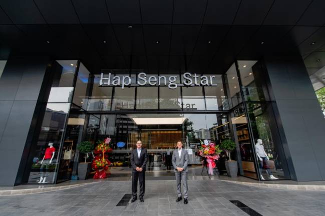 Malaysia's first Mercedes Autohaus with luxury lifestyle boutique launched