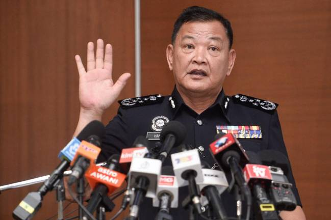1MDB assets linked to Jho Low's family identified: IGP