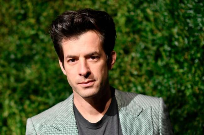 British producer Mark Ronson get new doc