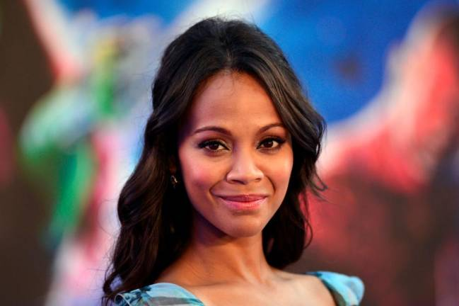 Zoe Saldana to star in From Scratch