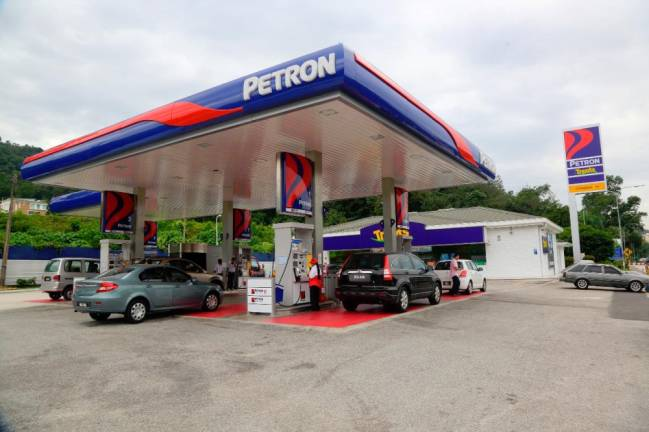 Petron's second quarter earnings at RM56m