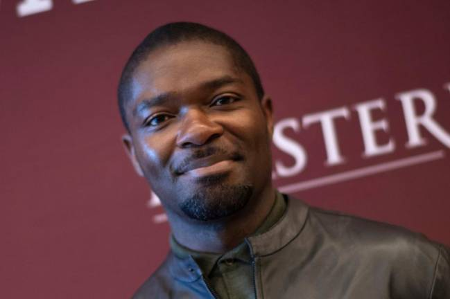 David Oyelowo for The President is Missing