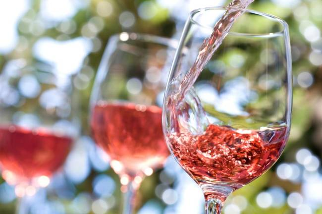 France and Italy sweep rosé wine competition