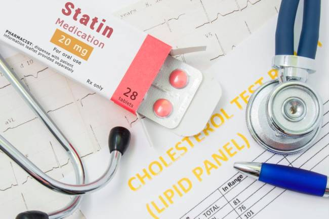 Early cholesterol treatment lowers heart disease risk: study