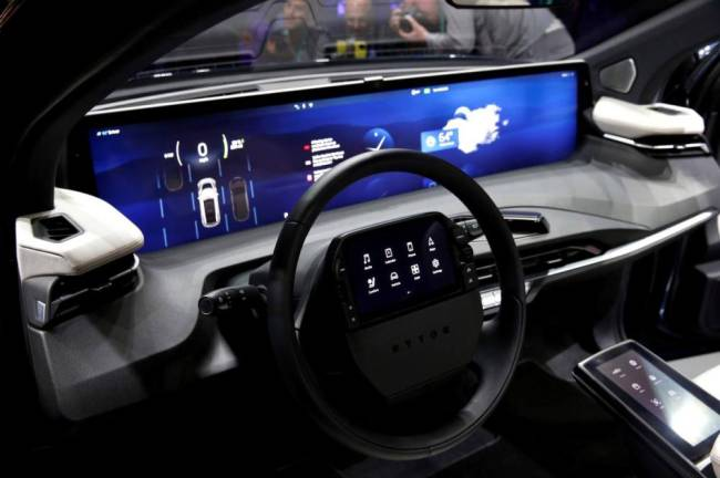 Connected cars moving targets for hackers