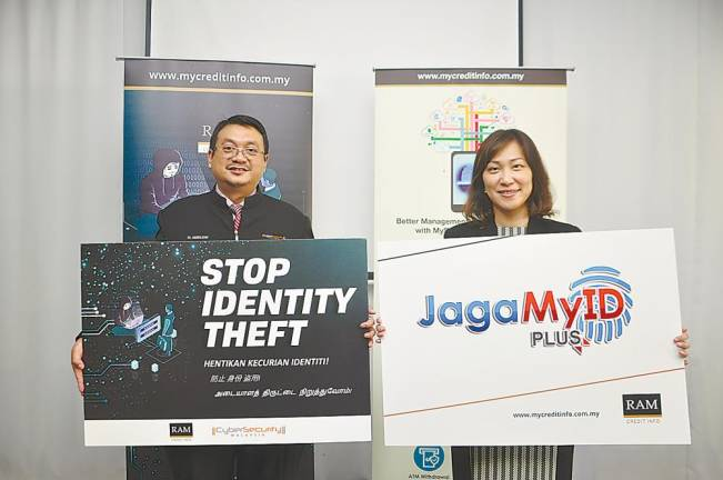 Ramci, Cybersecurity Malaysia team up to fight identity theft