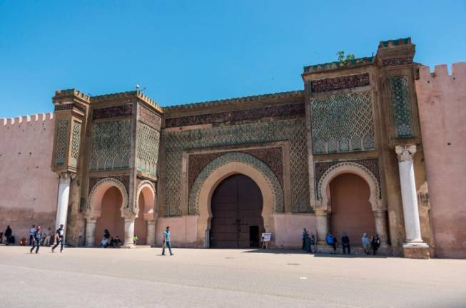 Record year for Morocco tourism with 13 million visitors