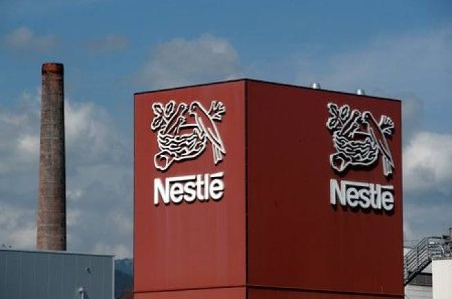 Nestle revamps water business as organic growth slows