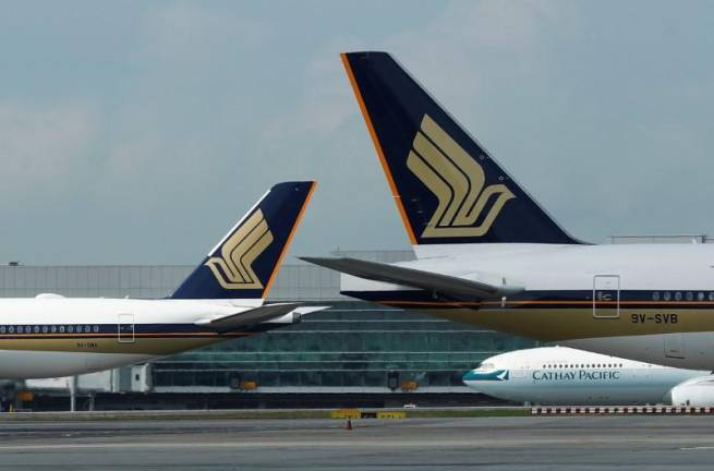 Singapore Airlines obtains $13 bln rescue package amid coronavirus shock
