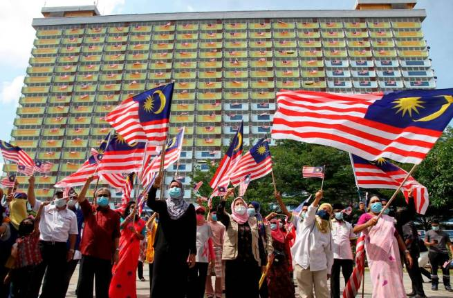 Building, premises owners in Perak urged to fly Jalur Gemilang