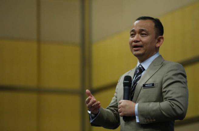 Refer to MQA first to avoid being duped: Maszlee