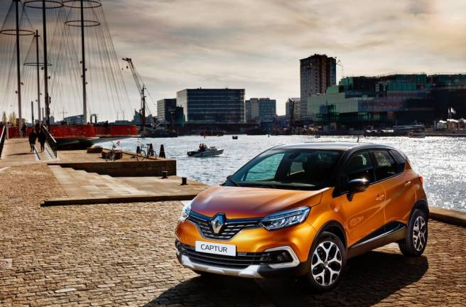 Captur now more 'green', enhanced features