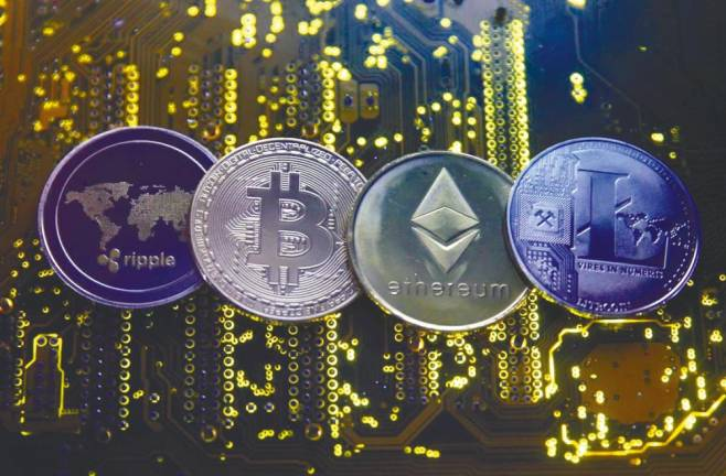 Why Is Cryptocurrency Going Up Today : Dogecoin News Today ...