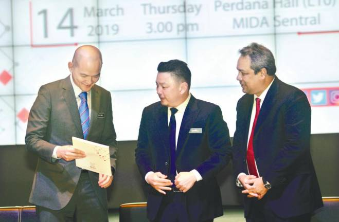 Mida sets 'realistic' target for approved investments this year