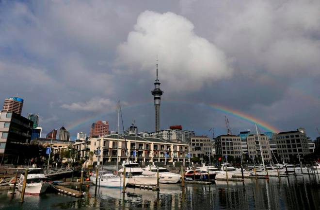 New Zealand trims 2019/20 economic growth forecast, announces capital spending boost