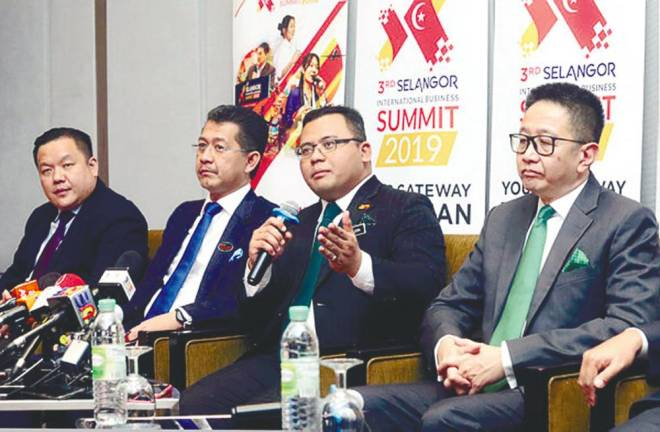 Invest Selangor targets RM250m transaction value at business summit
