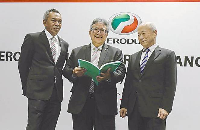 Perodua ramps up production volume to shorten delivery time
