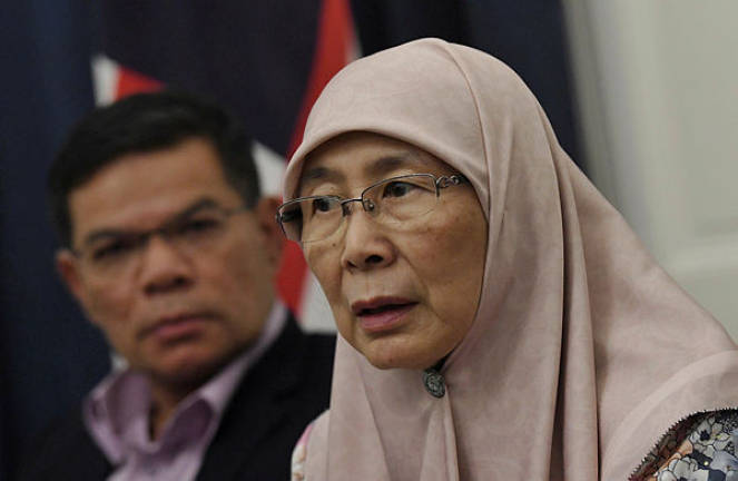 Malaysia appreciates UK assistance in addressing Rohingya issue: DPM Wan Azizah