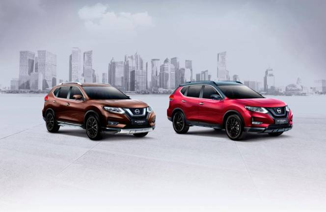 New X-Trail X-Tremer and Aero Edition introduced