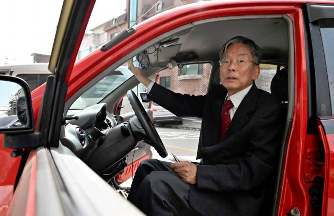The road not taken: South Korea's autonomous-driving professor
