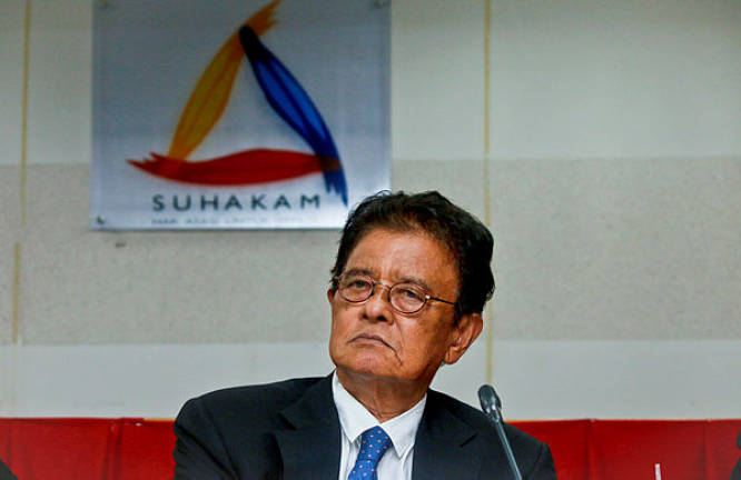 Suhakam voices dismay over govt's dependence on Sedition Act 1948