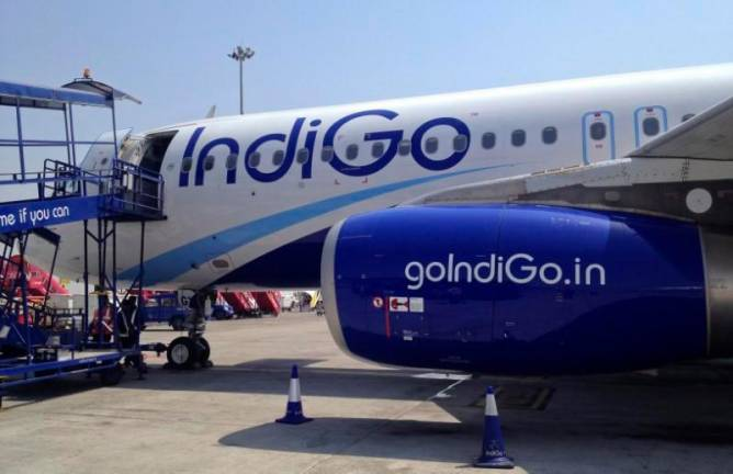 India's IndiGo aims to raise 40b rupees from share issue