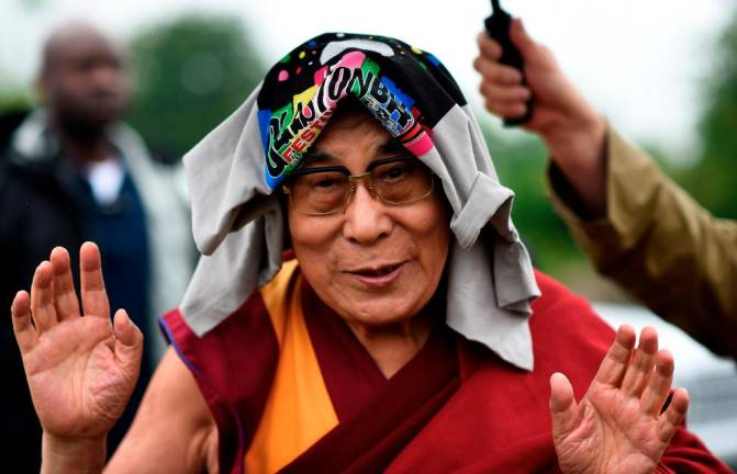 Dalai Lama's birthday songs