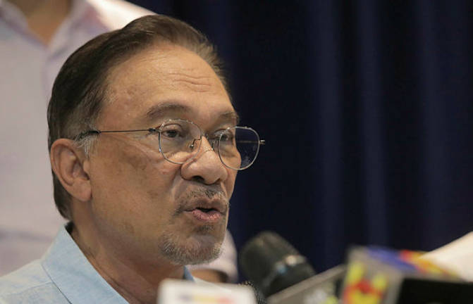 Stop speculating on succession plan: Anwar