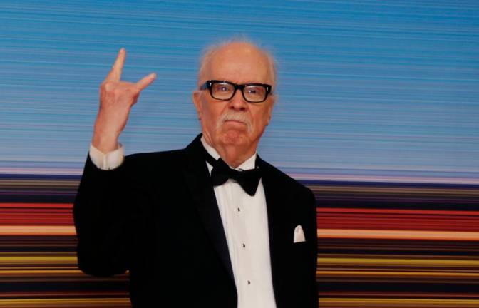 John Carpenter honoured at Cannes