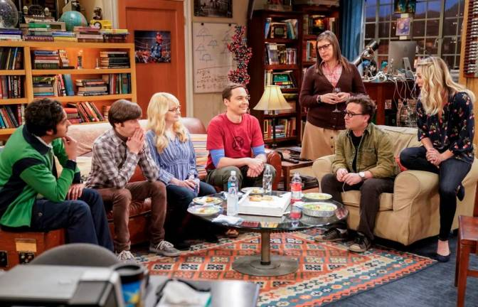 Big Bang Theory makes sentimental farewell