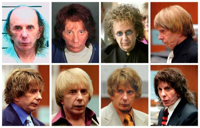 Music producer, convicted of murder, Phil Spector, dead at 81