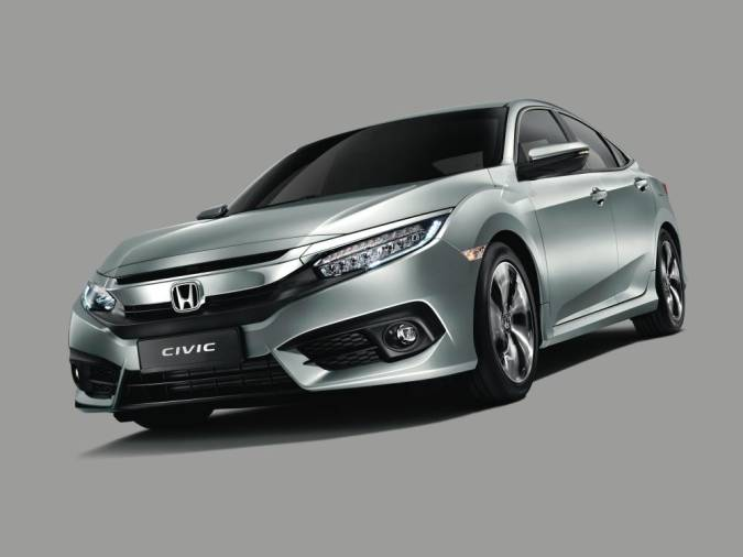 $!Honda maintains No. 2* position in 1st half of 2019 TIV